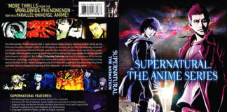 SUPERNATURAL : The Anime Series [2011]