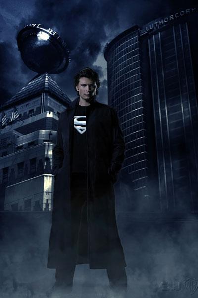 Smallville - Clark Kent (นำแสดงโดย Tom Welling)