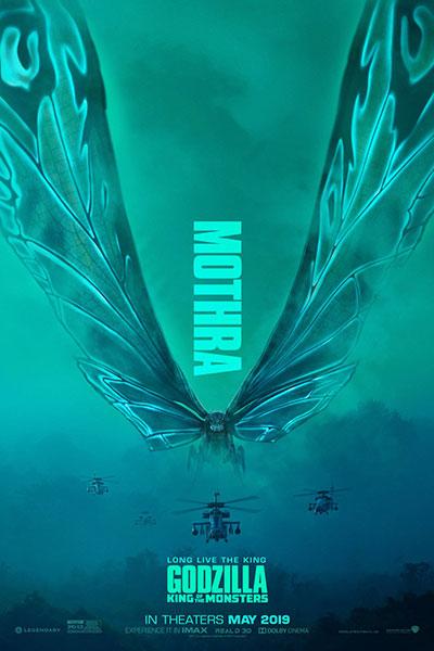 Godzilla: King of Monsters (2019) - Mothra