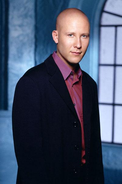 Smallville - Lex Luthor (นำแสดงโดย Michael Rosenbaum)