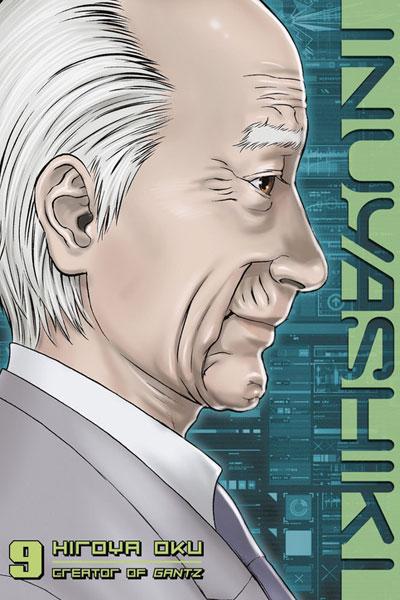 Inuyashiki (いぬやしき) 9