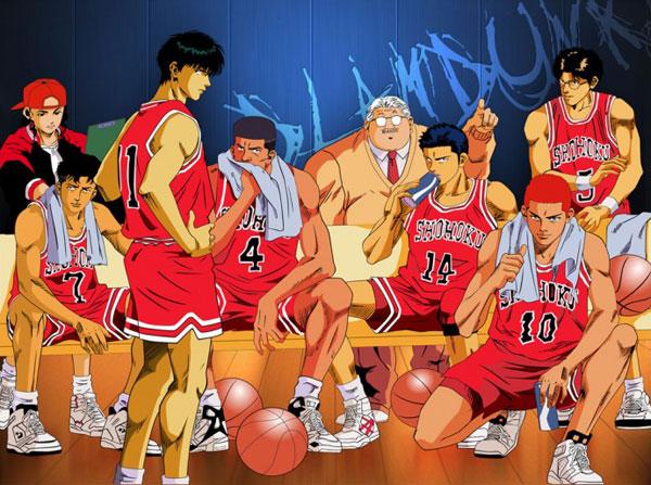 Slam Dunk [1990-1996]