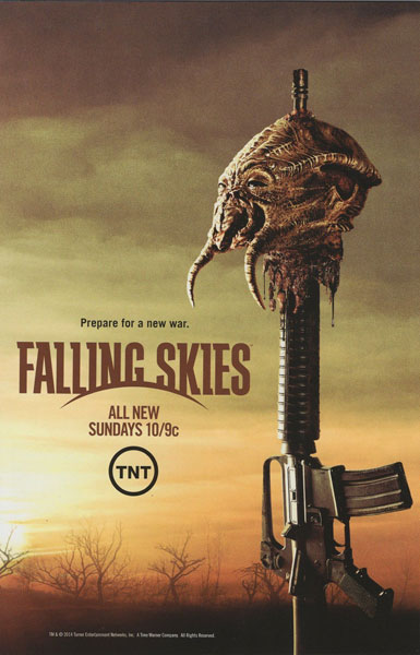 Falling Skies: สงครามวันกู้โลก [2011-2015]