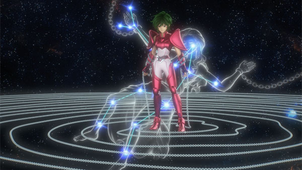 Knights of the Zodiac: Saint Seiya - Andromeda Shaun