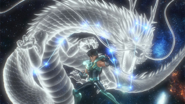 Knights of the Zodiac: Saint Seiya - Dragon Long