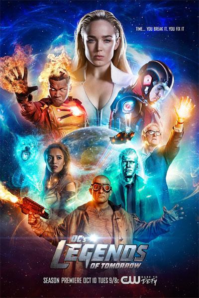 DC's Legends of Tomorrow: รวมพลคนเหนือมนุษย์ (2016-Present)