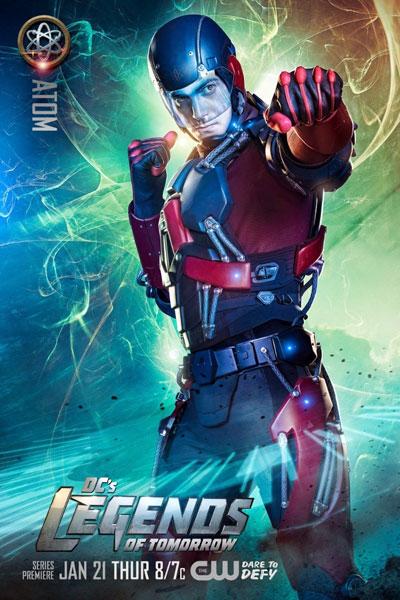 DC's Legends of Tomorrow - Ray Palmer / Atom (รับบทโดย Brandon Routh)