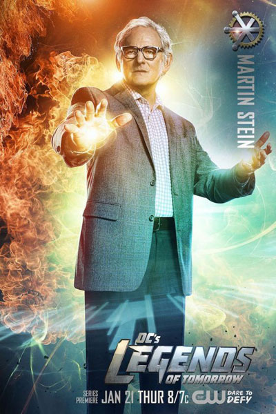 DC's Legends of Tomorrow - Dr. Martin Stein  / Firestorm (รับบทโดย Victor Garber)