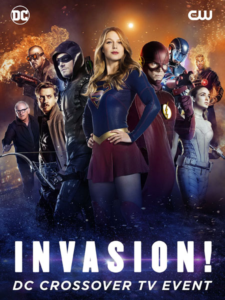 DC's Legends of Tomorrow: รวมพลคนเหนือมนุษย์ (Invasion)