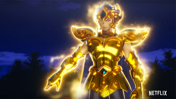 Knights of the Zodiac: Saint Seiya - Leo Aioros