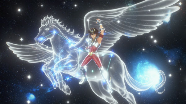 Knights of the Zodiac: Saint Seiya - Pegasus Seiya