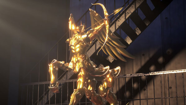 Knights of the Zodiac: Saint Seiya - Gold Cloth Sagitarious