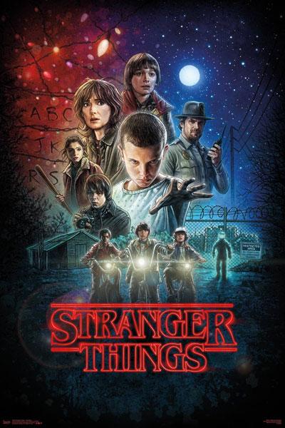 Stranger Things (2016-Present)
