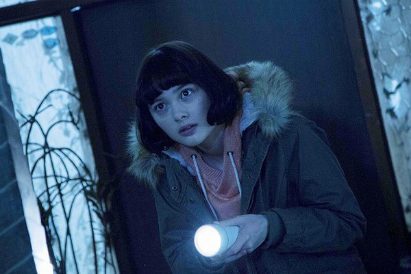 Sadako VS. Kayako: ดุนรกแตก (2016) - Suzuka Takagi (รับบทโดย Tina Tamashiro)