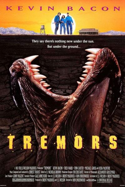 Stranger Things VS Tremors