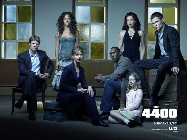 The 4400: ปริศนาของผู้กลับมา (2004-2007)