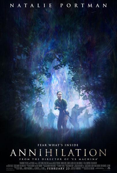 Annihilation: แดนทำลายล้าง (2018)
