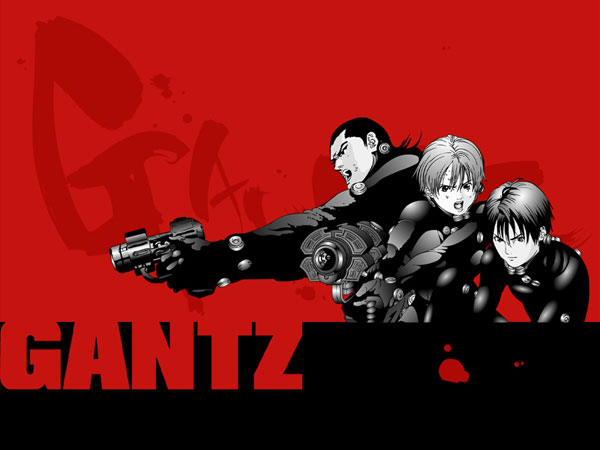 Gantz: กันท์สึ (2000-2013)