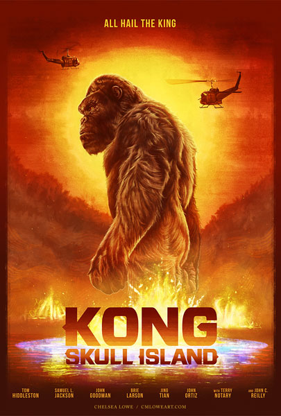 Kong Skull Island – คอง มหาภัยเกาะกะโหลก (2017)