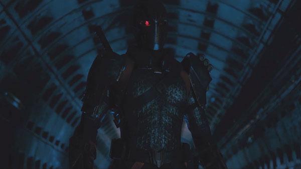 Titans S2 - Slade Wilson / Deathstroke (รับบทโดย Esai Morales)