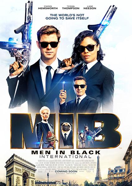 MIB: International (2019)