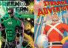 Green Lantern และ Strange Adventures