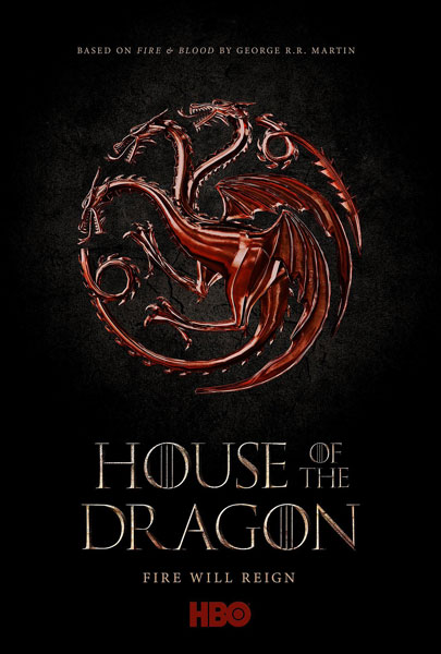 House of the Dragon:  the first Game of Thrones prequel series